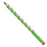 Matita in grafite Easygraph - gradazione HB - fusto verde - per destromani - Stabilo  - conf. 6 pezzi