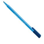 Pennarello Triplus Color punta feltro - tratto 1,00mm - azzurro chiaro  - Staedtler