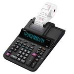 Calcolatrice scrivente DR-320RE - 14 cifre - nero - Casio
