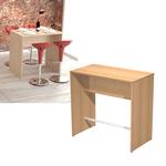 Tavolo alto 110x70xH105cm Faggio Ristoro