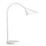 Lampada da tavolo Sol - a led - 4W - bianco - Unilux