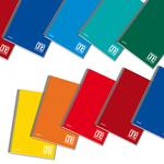 Blocco spiralato One Color 4x4 - A4 - 5mm - 80gr - 120 fogli - Blasetti