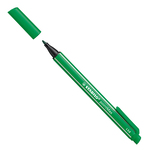 Pennarello PointMax punta feltro - punta 0,80mm - verde - Stabilo