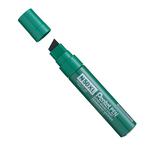 Marcatore permanente N50 - punta a scalpello da 8,00-15,40mm - verde - Pentel