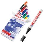 Marcatori 750 - punta media da 2,0 a 4,0mm - 10 colori assortiti  - Edding