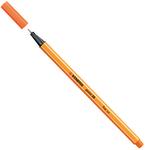 Fineliner Point 88 - tratto 0,4mm - vermiglio - Stabilo
