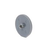 Gommini di battitura per perforatrici Rapesco P1100/P2200 - passo 8 cm - grigio - Rapesco - conf. 4 pezzi
