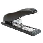 Cucitrice da tavolo ECO HD100 - capacità massima 100 fogli - nero - Rapesco