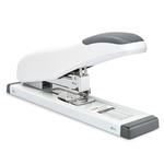 Cucitrice da tavolo ECO HD100 - capacità massima 100 fogli - bianco morbido - Rapesco