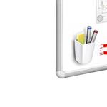 Portapennarelli magnetico - bianco - CEP