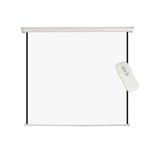 Schermo elettrico di proiezione - 180x180 cm - bianco - Bi-Office