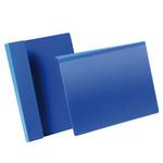 Buste identificative con aletta pieghevole - formato A4 orizzontale (210x297 mm) - Durable - conf. 50 pezzi
