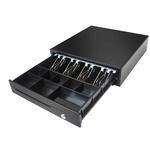 Cassetto portadenaro DCE410 - 41x42x10 cm - nero - Iternet