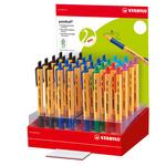 Penne Pointball - colori assortiti - Stabilo - expo 32 pezzi