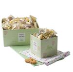 Biscotti al burro assortiti - Loison - scatola da 200 biscotti