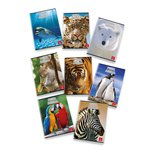 Quaderni A4 Wild Life