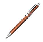 Penna a sfera a scatto - fusto bronzo - Schneider