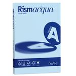 Carta Rismacqua Standard - A4 - 90 gr - celeste 08 - Favini - conf. 300 fogli