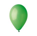 Busta palloncini - lattice - Ø30cm - verde -  16 pezzi - Big Party