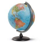 Globo geografico non Illuminato - altezza 42 cm - diametro 30 cm - Nova Rico
