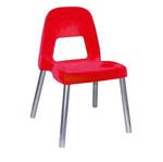 Sedia per bambini Piuma - H 35 cm - rosso - CWR