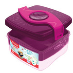 Lunch Box Picnik Easy - modello concept - 1,4L - Viola/Fucsia - Maped