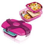 Lunch Box Picnik Easy - modello origins - 1,78 L - Viola/Fuxia - Maped