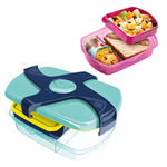 Lunch Box Picnik Easy - modello origins - 1,78 L - azzurro/blu - Maped