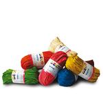 Rafia - colori assortiti  - CWR - Conf. 10 pezzi