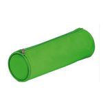 Astuccio Tombolino Basic con cerniera - 22x8Ø8cm - verde - Durable