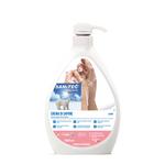 Crema di sapone Luxor - talcato - Sanitec - Italchimica - dispenser da 1 L