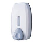 Dispenser Basica Mousse - 0,75 L - bianco/grigio - Medial International
