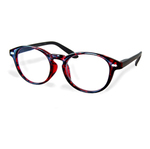 Occhiale Personal 2 - diottrie +3,50 - plastica - rosso - Lookkiale