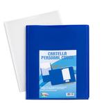 Cartella in PP personal - cover bianco - 24x32 cm - Iternet - conf. 5 pezzi
