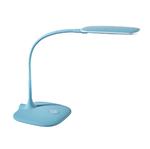 Lampada da tavolo a led Candy - 16x16x33 cm - azzurro - Alco