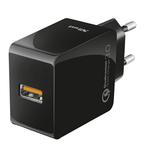 Caricabatterie USB a parete Ultra Fast - Quick Charge 3.0 - autorilevazione - Trust