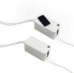 Box Cavoline® S contenitore - per cavi e multipresa 3 entrate - Durable
