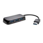 Hub 4 porte USB 3.0 UH4000 - nero - Kensington