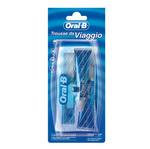 Trousse da viaggio - Oral B - spazzolino + 2 dentifrici da 15 ml