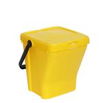Contenitore portarifiuti Eco Top - 35 litri - giallo - Mobil Plastic