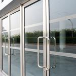 Striscia di sicurezza per vetri - adesiva - 5 cm x 5 mt - traslucida - Cep