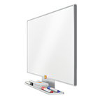 Lavagna bianca magnetica - 51x89,9 cm - widescreen 40