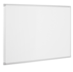 Lavagna magnetica smaltata - 60x90 cm - bianco - Bi-Office