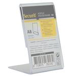 Display a L - 8x5,2x 4,1 cm (A8) - Securit
