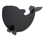 Lavagna animals silhouette - Animals - 21x29,7cm - \BALENA\ - Securit