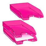 Vaschetta portacorrsipondenza 200+H -  Indian pink - Cep
