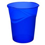 Cestino 280H - 30,5x29 cm - dorso 33,4 cm - 14 lt - electric blue - Cep