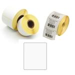 Etichette per trasferimento termico diretto - 50x100 mm - 1 pista - Printex - rotolo da 500 pezzi