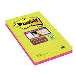 Foglietti Post-it  Super Sticky Large XXXL