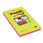 Foglietti Post-it  Super Sticky Large XXXL